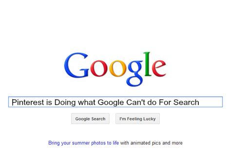 How To Search On Pintrest Is Doing What Can T Do For Search