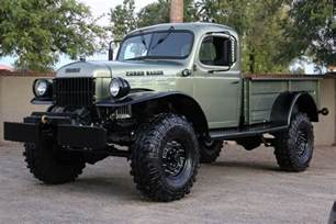 1958 dodge power wagon custom 4x4 201909