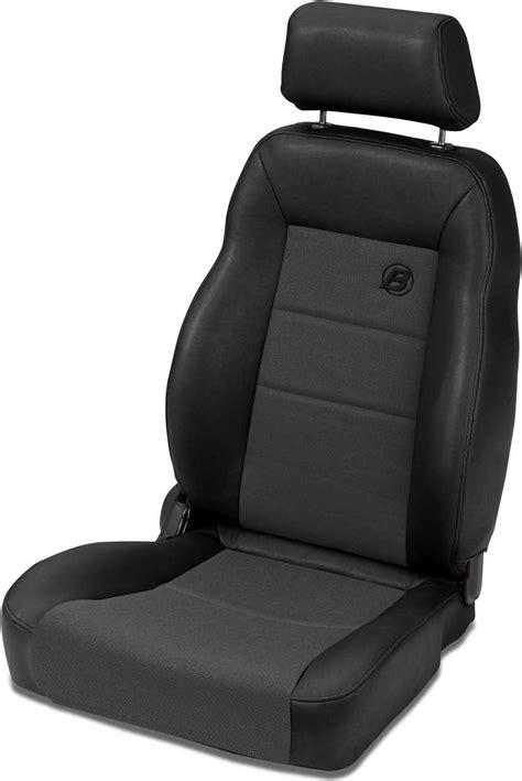 bestop jeep tj seats bestop trailmax ii pro front passenger seat in fabric for