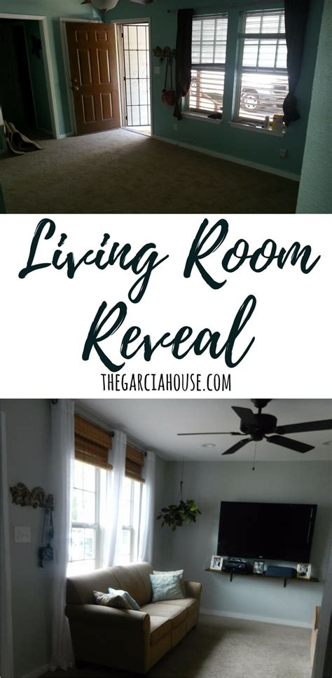 living room reveal this makes that living room reveal before after