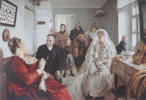 Illarion Pryanishnikov   Before the Wedding, Waiting for