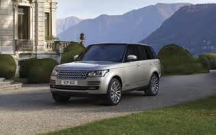 2017 land rover range rover reviews and rating motor trend
