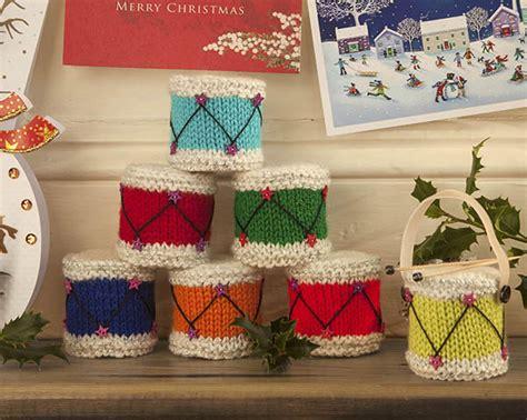 pattern drum in knitting christmas drum knitting pattern susan penny