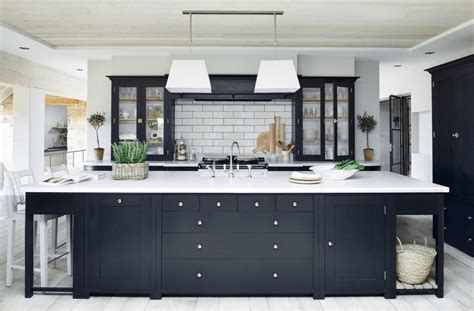 black and white kitchen design ideas kitchen ideas and