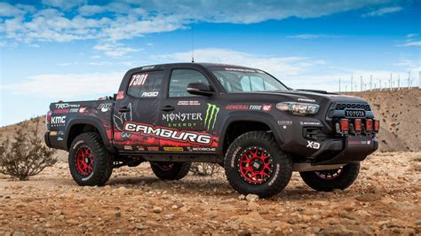 Toyota Tacoma Cing Blackstone