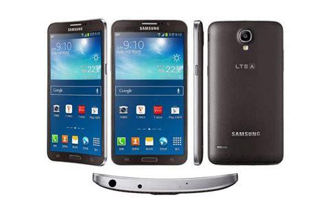 Hp Lg Cekung samsung galaxy smartphone cekung spesifikasi dan