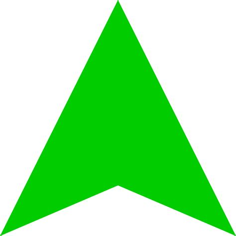 up green file green arrow up darker svg wikimedia commons