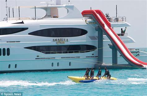 banana boat lebron lebron james enjoys a banana boat ride with dwyane wade in