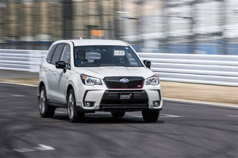 tuned subaru 2015 subaru forester ts tuned by sti review