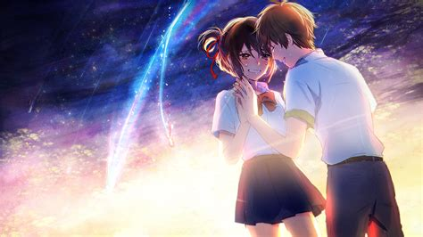Anime Your Name by Wallpaper Kimi No Na Wa Mitsuha X Taki Your Name