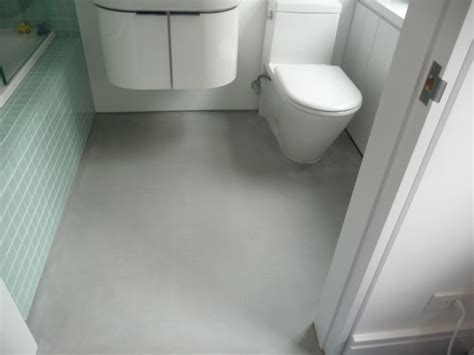 polished concrete floor bathroom avant design polished concrete floors nyc