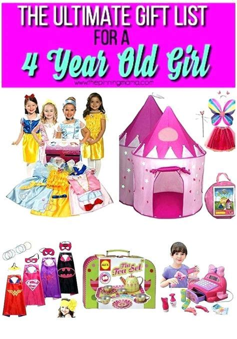 Gift For A 4 Year Old Best Gifts Girls Lots Of Ideas