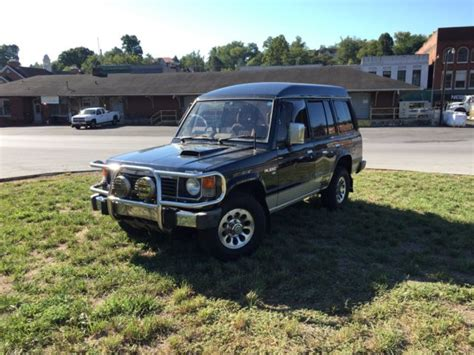 small engine maintenance and repair 1989 mitsubishi pajero security system 1989 mitsubishi pajero jdm import rhd turbo diesel for sale in newport tennessee united states