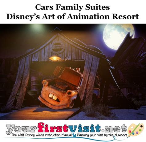 Disney Art Of Animation Family Suite Floor Plan by Photo Tour Of A Cars Family Suite At Disney S Art Of Animation Resort