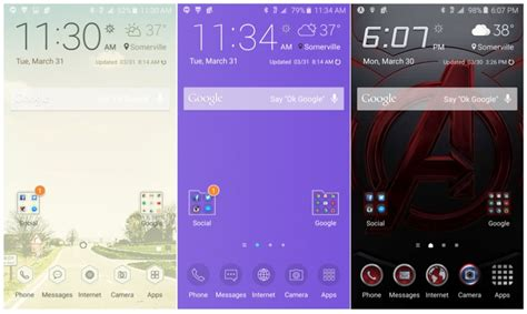 samsung themes review galaxy s6 review the next big thing lives up to the hype