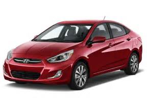 Hyundai Accent 4 Door Sedan 2015 Hyundai Accent Pictures Photos Gallery The Car