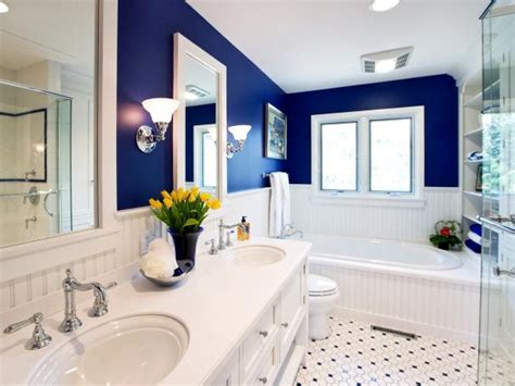 Ideas To Remodel A Small Bathroom bathroom design ideas with pictures hgtv