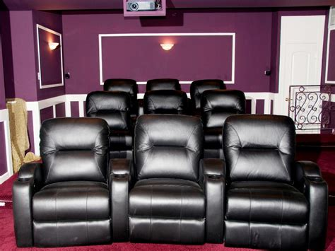 theater chairs rooms to go enhancing a home theater experience diy