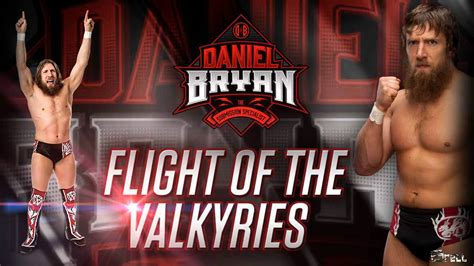 theme song daniel bryan wwe quot flight of the valkyries quot itunes release by jim