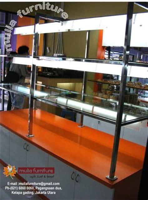 Rak Kue dinomarket 174 pasardino rak roti kue bakery display