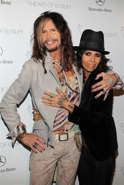linda perry and joe perry related dlisted the art of elysium s 7th annual heaven gala