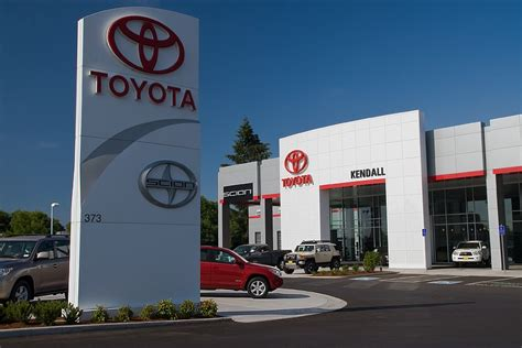 Toyota Dealers Oregon Toyota Dealer Eugene Kendall Toyota Eugene Or