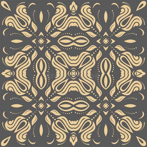 oriental arabesque pattern vector free oriental abstract vector pattern stock vector
