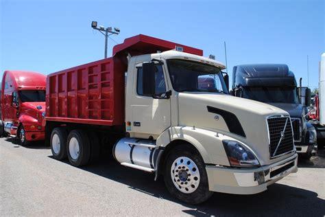 2006 volvo truck 2006 volvo vnl64t300 dump trucks for sale used trucks on