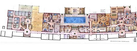 floor plan of spa hotel spa floor plans google search hospitality