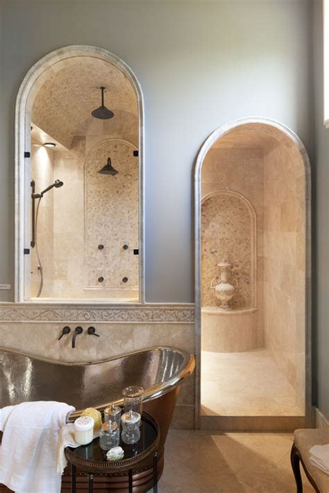 roman bathrooms roman shower stalls for your master bathroom