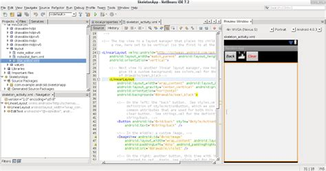 free layout netbeans android layout preview for netbeans ide oracle geertjan