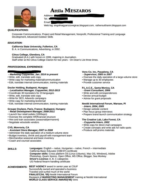nestle cover letter corporate communications cover letter sle cover letter