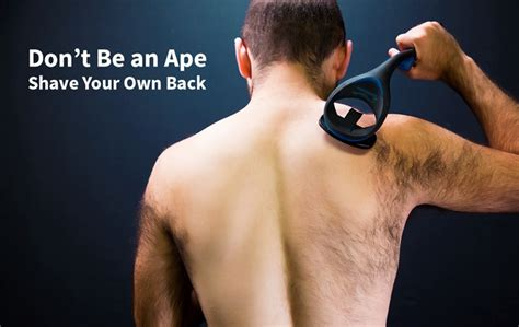 shaving guys bodies bakblade kickstarter razor for men to shave their own