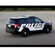 Car Pictures Ford Police Interceptor Utility Vehicle 2011