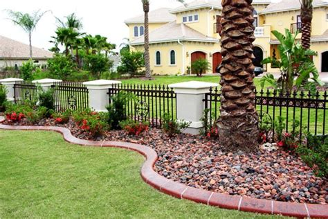 backyard border landscaping ideas 59 landscape design ideas for summer 2015 homefurniture org
