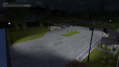 Ls And Lighting by Placeable Floodlight Mod For Farming Simulator 2017