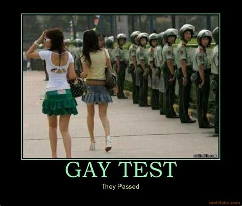 Gay Test Meme - image 31558 gay test know your meme