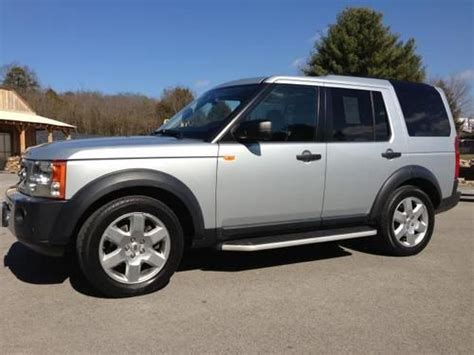 repair anti lock braking 2007 land rover lr3 head up display purchase used 2007 land rover lr3 hse loaded with options in knoxville tennessee