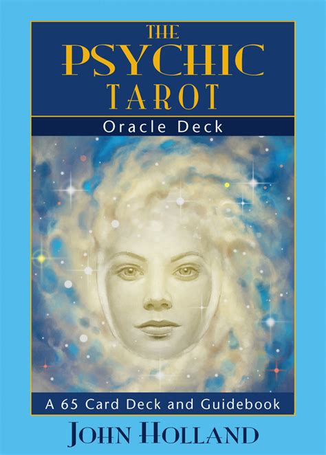 psychic tarot insights the psychic tarot oracle cards a 65 card deck plus