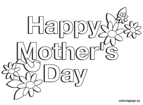hard coloring pages for mother s day free mothers day coloring pages free mothers day coloring