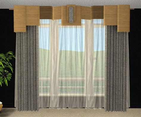 sims 3 curtains mod the sims pocci s sheer curtain recolors