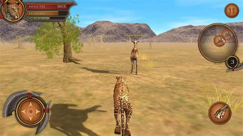 Gamis Leopard leopard simulator for pc choilieng