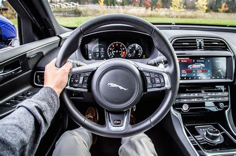 2018 Jaguar Xe S by Review 2018 Jaguar Xe S Canadian Auto Review
