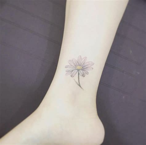 50 elegant ankle tattoos for women with style tattooblend