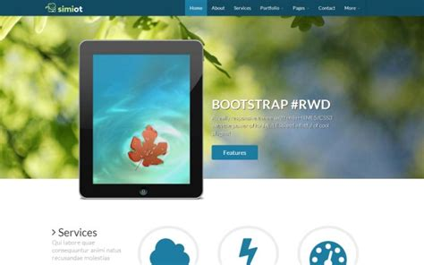 bootstrap themes ember druidax