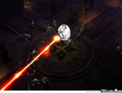 Diablo 3 Memes - diablo 3 wizard by tamadrums14 meme center