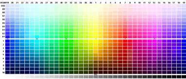 colores html color combinations for web design m2media