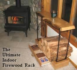 ultimate indoor firewood rack diy planslog home directory