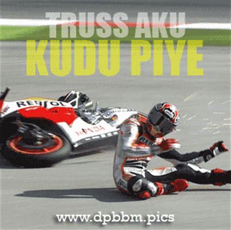 dp bbm valentino vs marc marquez motogp malaysia 2015 meme lucu gokil