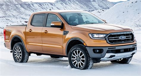 ford ranger    fuel efficient midsize truck  america carscoops